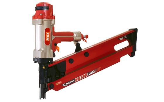 Oprindeligt MAX HS130 højtryks-sømpistol til træ   iTOOLS - Professionelt Grej UO93